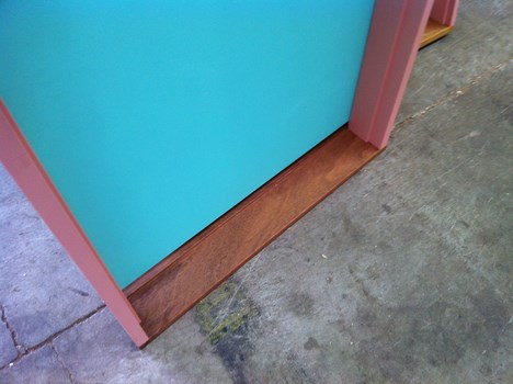 Timber threshold sills